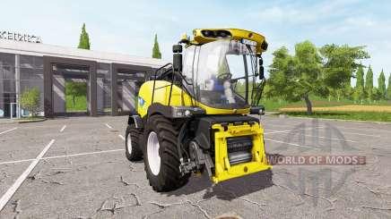 New Holland FR850 turbo für Farming Simulator 2017