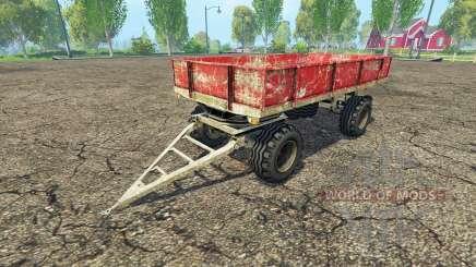 BSS PS2 für Farming Simulator 2015