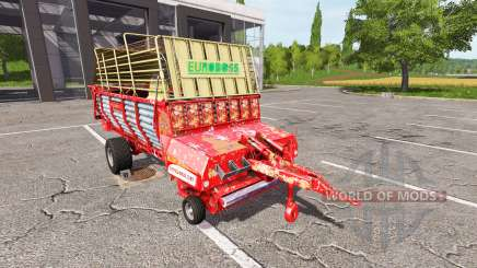POTTINGER EUROBOSS 330 T dirty pour Farming Simulator 2017