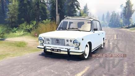 VAZ 2101 Zhiguli pour Spin Tires