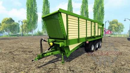 Krone TX 560 D v0.9 für Farming Simulator 2015