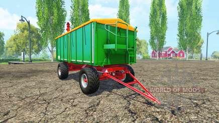 Kroger HKD 302 overload v0.9 für Farming Simulator 2015