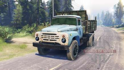 ZIL 130 MMZ 4502 pour Spin Tires