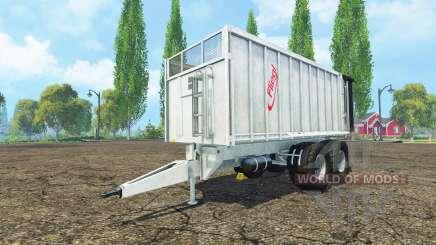 Fliegl TMK 266 low hitch pour Farming Simulator 2015