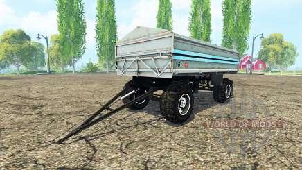 Fortschritt HW 80.11 v1.1 für Farming Simulator 2015