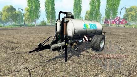 Bauer V90 pour Farming Simulator 2015