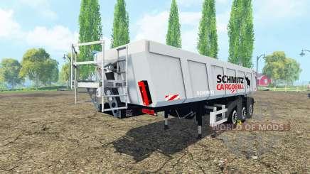 Schmitz Cargobull v2.0 pour Farming Simulator 2015
