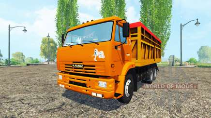 KamAZ 53212 pour Farming Simulator 2015