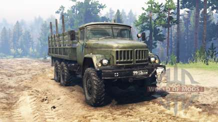 ZIL 131 pour Spin Tires
