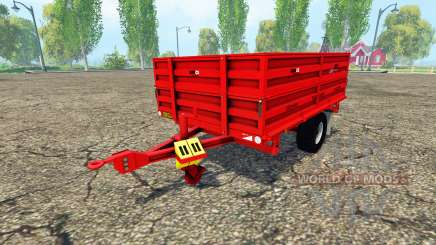 ZDT NS-3 AgriCS für Farming Simulator 2015
