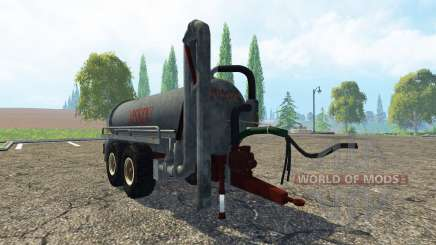 Bossini B140 für Farming Simulator 2015