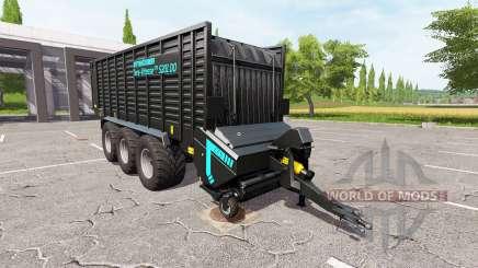 Strautmann Tera-Vitesse CFS 5201 DO v1.4 pour Farming Simulator 2017