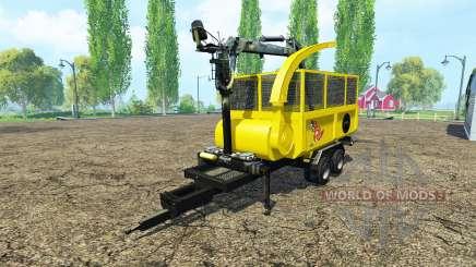 Separarately trailer v1.1 für Farming Simulator 2015