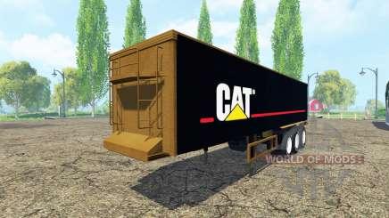 Kroger Agroliner SRB3-35 Caterpillar multifruit pour Farming Simulator 2015