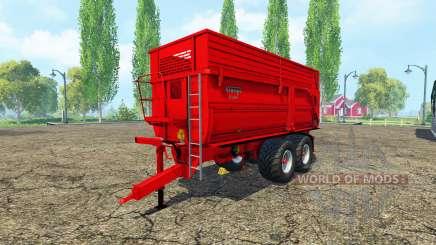 Krampe BBS 650 pour Farming Simulator 2015