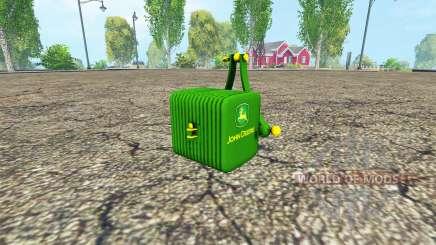 Le contrepoids John Deere v1.2 pour Farming Simulator 2015