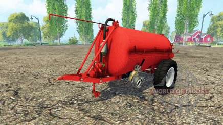 Bauer 2200 pour Farming Simulator 2015