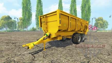 Maitre BMM 140 pour Farming Simulator 2015