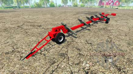 Trailer für Jack für Farming Simulator 2015