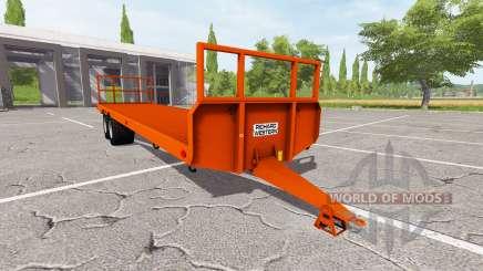 Richard Western BTTA 14-32 für Farming Simulator 2017