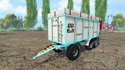 Crosetto CMR 200 pour Farming Simulator 2015