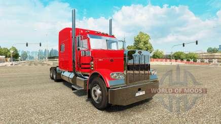 Peterbilt 389 v1.7 pour Euro Truck Simulator 2