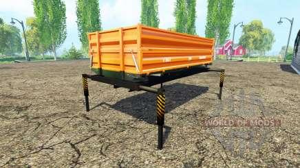 BRANTNER E 8041 v1.1 für Farming Simulator 2015