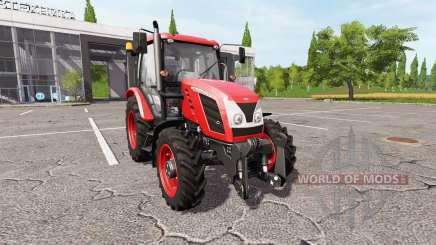 Zetor Major 80 Turbo für Farming Simulator 2017