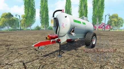 Kirchner Triumph für Farming Simulator 2015