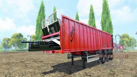 Fliegl ASS 298 v0.9 pour Farming Simulator 2015