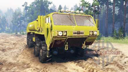 Oshkosh HEMTT M977EX für Spin Tires
