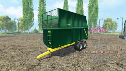 Multiva TR 190 pour Farming Simulator 2015