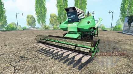 SK 6 Kolos pour Farming Simulator 2015