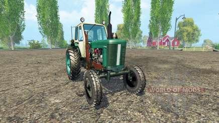 UMZ 6L v2.0 pour Farming Simulator 2015