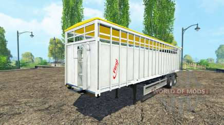 Fliegl Animal pour Farming Simulator 2015