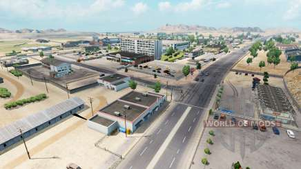 Coast to Coast v2.0 pour American Truck Simulator