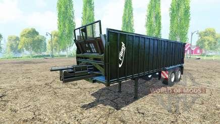 Fliegl ASS 298 wood pour Farming Simulator 2015