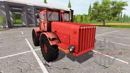 Kirovets K-700 v1.1 pour Farming Simulator 2017