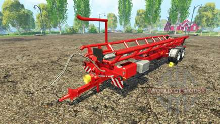 ARCUSIN Autostack RB 13-15 für Farming Simulator 2015