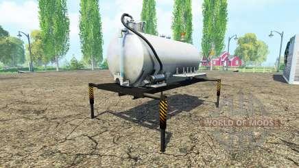Fliegl VFW pour Farming Simulator 2015