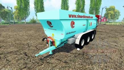 Crosetto CMR 180 pour Farming Simulator 2015