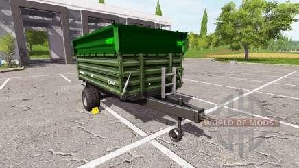 BRANTNER E 8041 pour Farming Simulator 2017