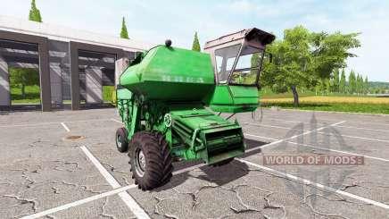 Rostselmash SK-5 Niva pour Farming Simulator 2017