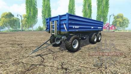 BRANTNER E 8041 v1.2 für Farming Simulator 2015