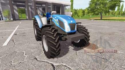New Holland T4.75 v2.23 für Farming Simulator 2017