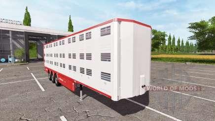 Michieletto AM19 für Farming Simulator 2017