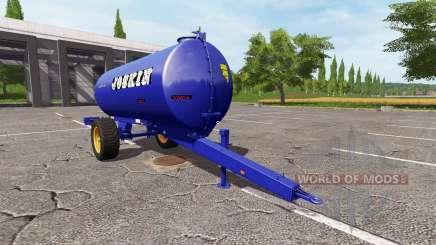 JOSKIN Aquatrans XL für Farming Simulator 2017