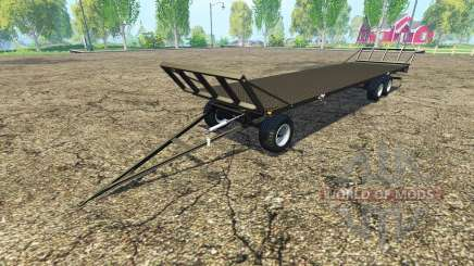 Fliegl DPW 180 für Farming Simulator 2015