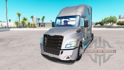 Freightliner Cascadia 2016 v3.9.3 für American Truck Simulator
