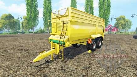 Krampe Bandit 750 v0.2 pour Farming Simulator 2015